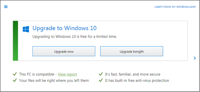 How To Stop Windows 10 Upgrade & Why You Shouldn't